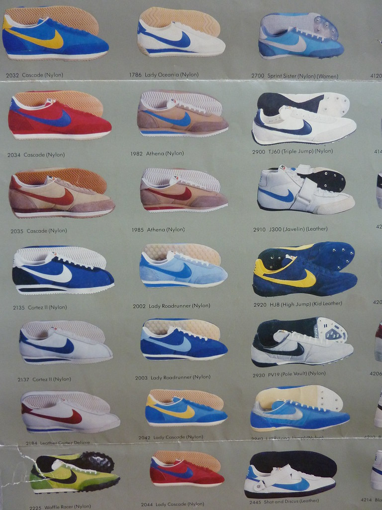 ... Nike 1980 Shoe Show (poster detail) | by edow