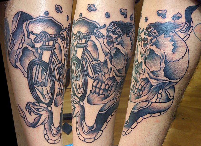 Death Is Certainlife Is Not De La Vida Tattoo Parlour Flickr
