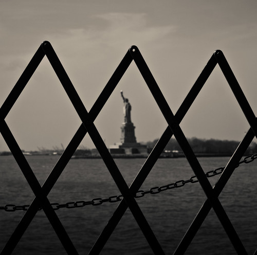 statue of liberty | by pamela ross
