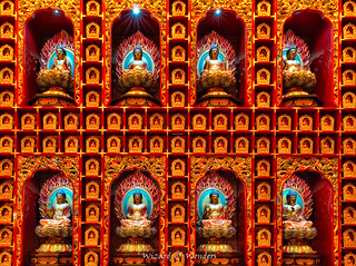 This is Singapore No. 18 - Wall of Buddha | by Wizard of Wonders™