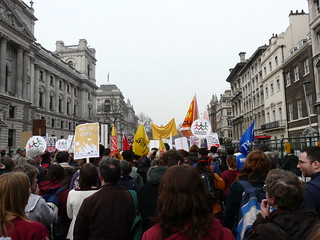 March for the Alternative, Whitehall | by Loz Flowers
