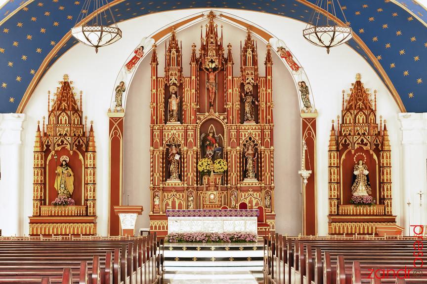 Holy Angel University Chapel | Xands | Flickr