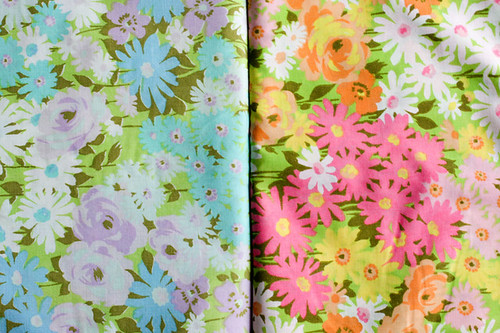 Vintage Sheets | by Jeni Baker | In Color Order