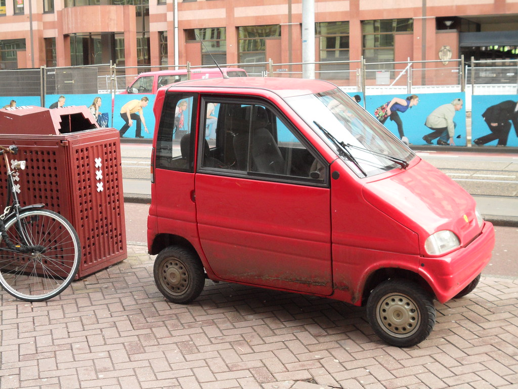 Canta Microcar In Amsterdam Jeff Flickr