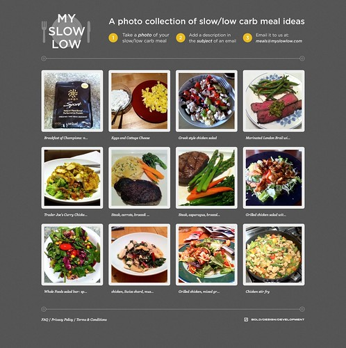 My Slow Low | Slow / Low Carb Meal Ideas | by luxuryluke