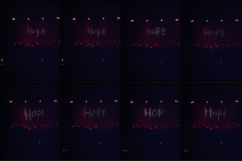 Hope: | by seaofclouds