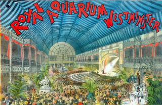 Royal Aquarium opens, 22 January 1876 | by Westminster Archives Centre