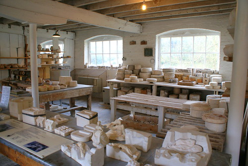 Workshop at the Potteries | by Claire*D