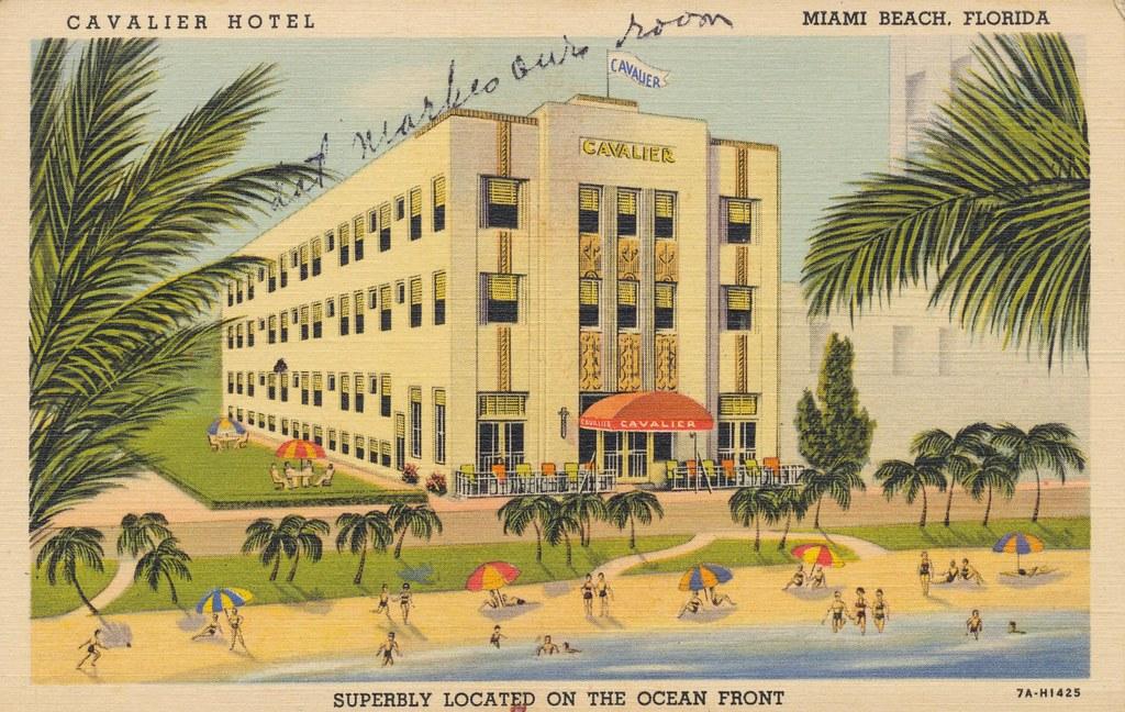 Cavalier Hotel - Miami Beach, Florida