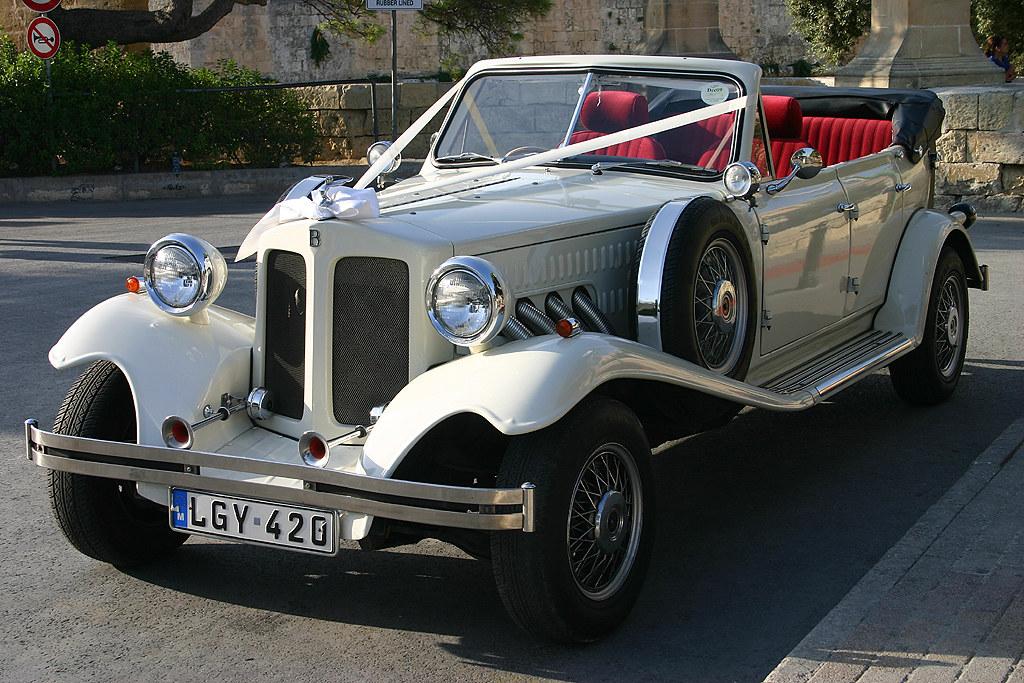 Beauford wedding Car - Malta   Malta 29-9-2009 - This Beaufo…   Flickr