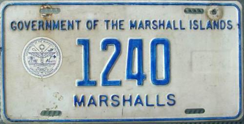 Marshall islands forex license