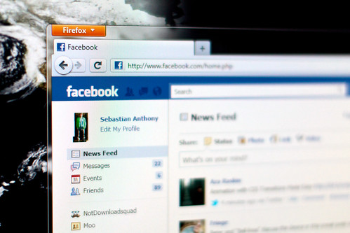 Facebook (LCD monitor) | by Sebastian Anthony
