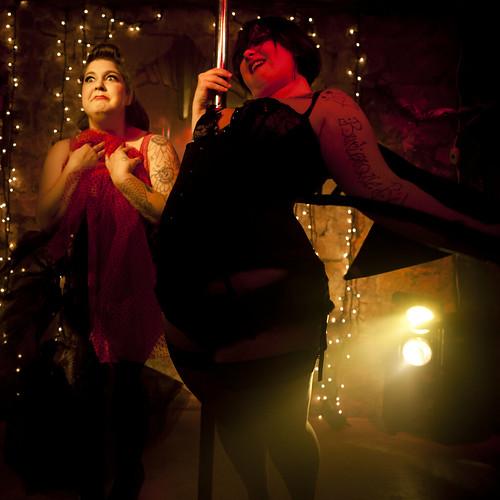 Burlesque Strip-Tease Battle (06) - 27Nov10, Paris (France