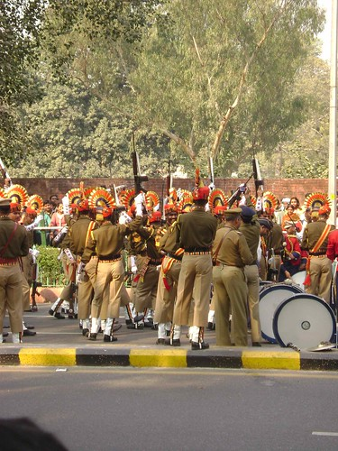 Dancing soldiers | by India Insights