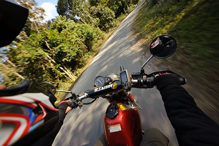 Tyler Riding in Lao | by goingslowly