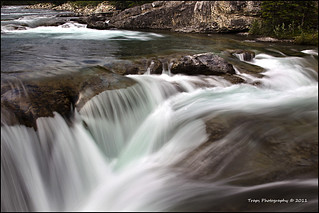 Elbow River Falls | by Traps90