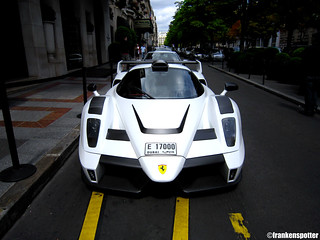 Gemballa MIG-U1 (Ferrari Enzo) in Paris | by Frankenspotter Photography