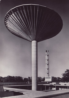 university of york water tower 1967 | by smallritual