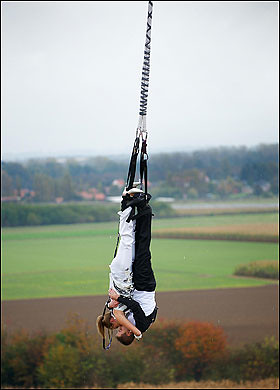 Unusual Wedding Ideas Bungee Wedding Ceremony Find more we Flickr