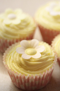lemon cupcakes | by Annie Pieris