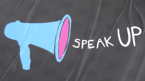 Speak up, make your voice heard | by HowardLake