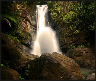 La Mina Falls - El Yunque National Forest | by 11th..
