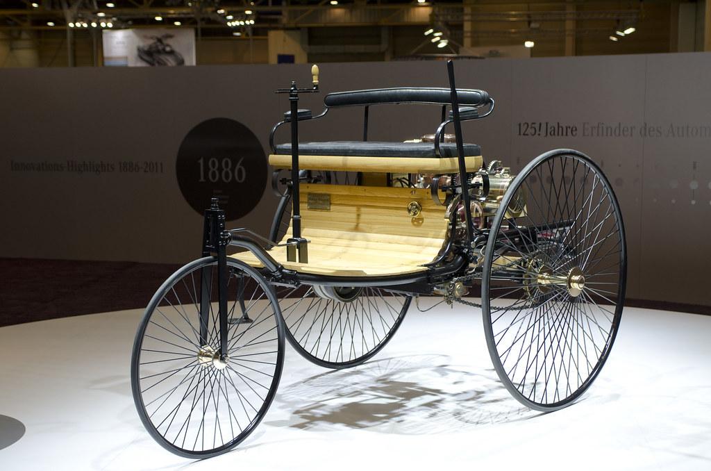First car of the world | Denis De Mesmaeker | Flickr