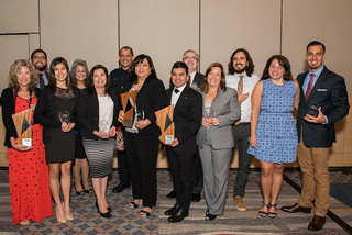 2016 Latino Leadership Awards Honorees