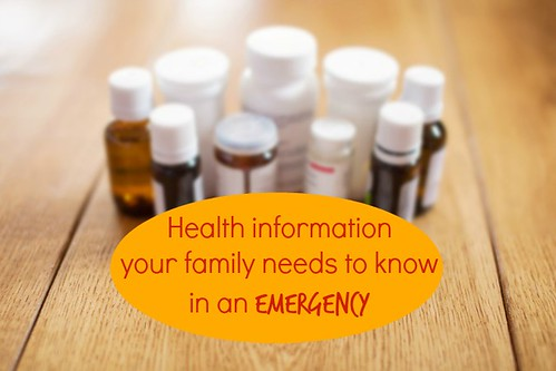 Health Information Your Family Needs In Emergency 675x450