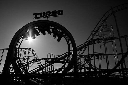 Turbo Charged (Rollercoaster), Brighton Pier