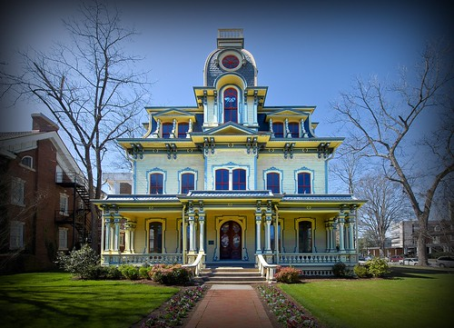 The Fannie Heck House (1869) | by tbower