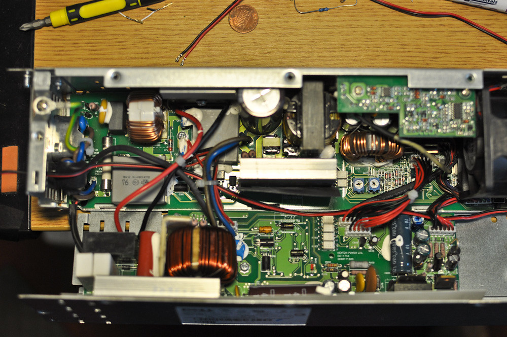 Dell Server Power Supply Mod   Flickr
