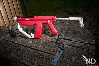 Extended Buttstock / Sony Sharp Shooter | by ND-Photo.nl