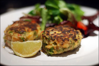 Prawn Fish Cakes | by molinette