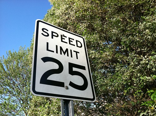 Speed Limit Sign | by chadelliott2012
