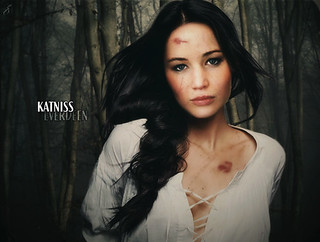 Katniss Everdeen | by Elle ♪♫