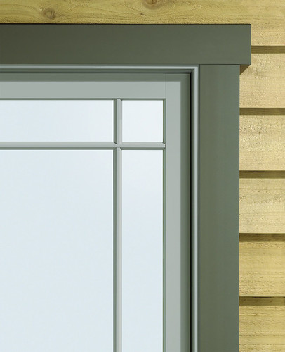 A Series Casement With Exterior Trim A Series Casement Awn Flickr