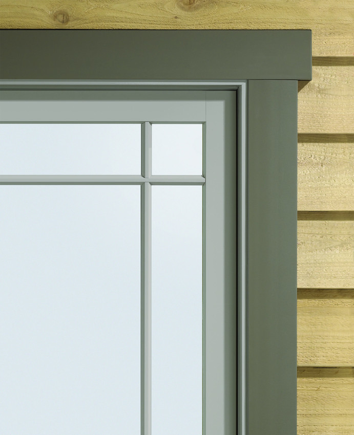 Exterior Window Trim Ideas. Excellent Awesome Picture Of Stucco ...