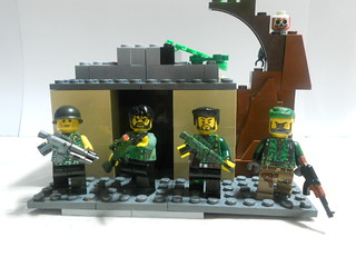 Lego Paranormal Survivors:'Nam Division | by Radical Serpentes