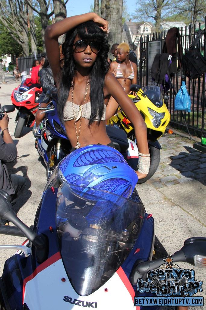 Behind The Scenes Super Ugly Bike  Bikini Photo Shoot -5881