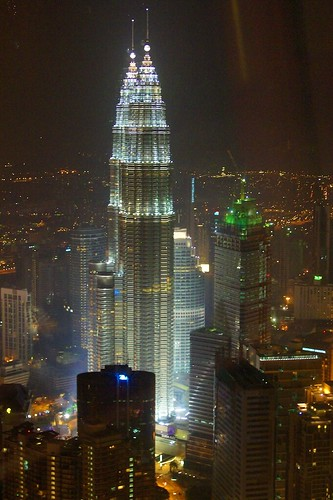 how to get from kl sentral to petronas towers