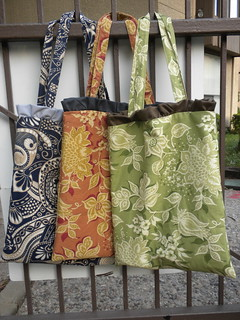 Grocery Totes | by CitSan
