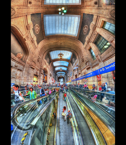Milano Centrale | by neimon2 (too busy, sorry for my temporary silence)