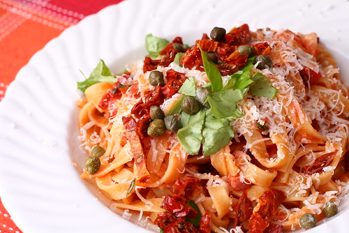 Pasta all´arrabbiata | by Katrin Gilger