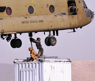 Sling-load | by The U.S. Army