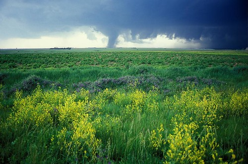 Nebraska tornado, May 24, 2004 (DI02257) Photo by Bob Henson | by AtmosNews - NCAR & UCAR Science