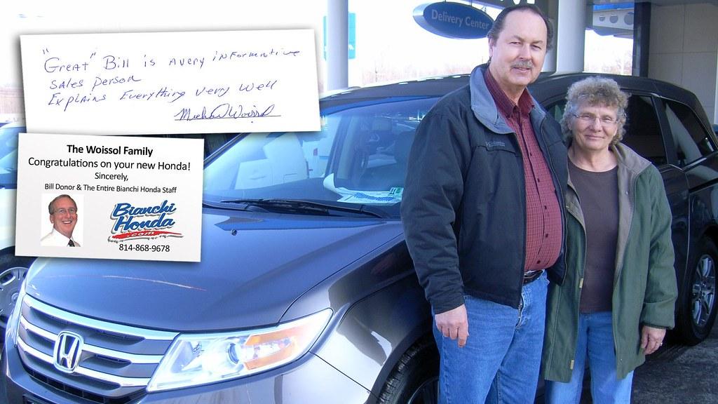 Car Dealerships Erie Pa >> Woissol Family Bianchi Honda In Erie Pa 16509 814 868 967