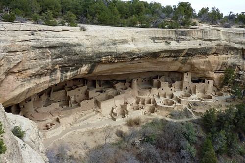 Cliff Palace (Mesa Verde National Park) | by Markusnl