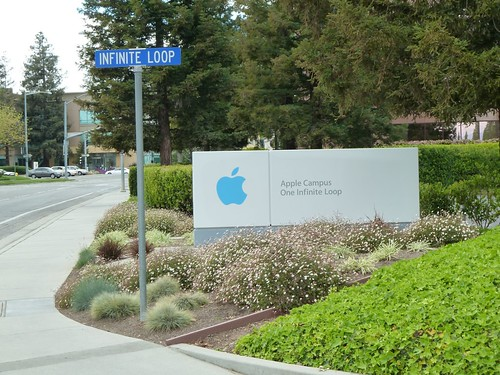 Apple Corporate Headquarters Tours