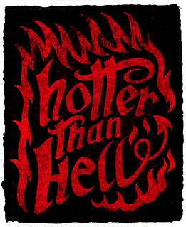 Hotter than Hell | by Caetano Calomino